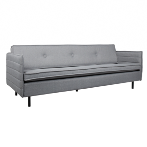 Canapé JAEY 3 places - light grey - Zuiver