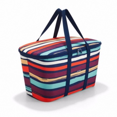 Sac Isotherme CoolerBag - Artist Stripes - 20 l - REISENTHEL