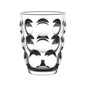 VERRE BOLLE BEACH TUMBLER TRANSPARENT