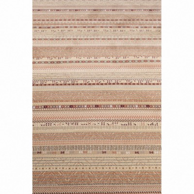 Tapis design Nepal 200x295cm - light - ZUIVER