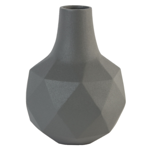Vase BLOOM coloris grey ZUIVER