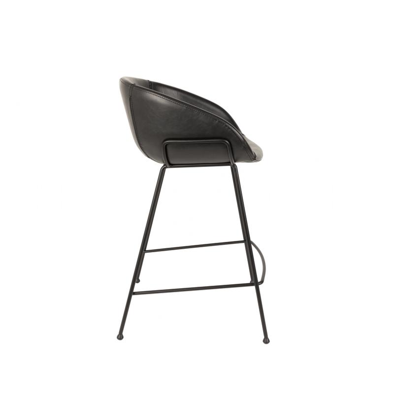 Chaise Haute Feston Black 65 Cm Zuiver