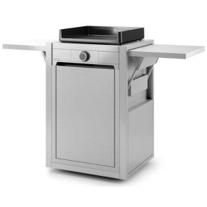 Chariot Modern Inox fermé 45 Forge Adour