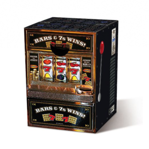 "Le tabouret en carton ""Las Vegas"" - Remember"
